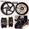Delkevic - Velg Racing Ninja 250R / Fi / Z250 (Double Disc)